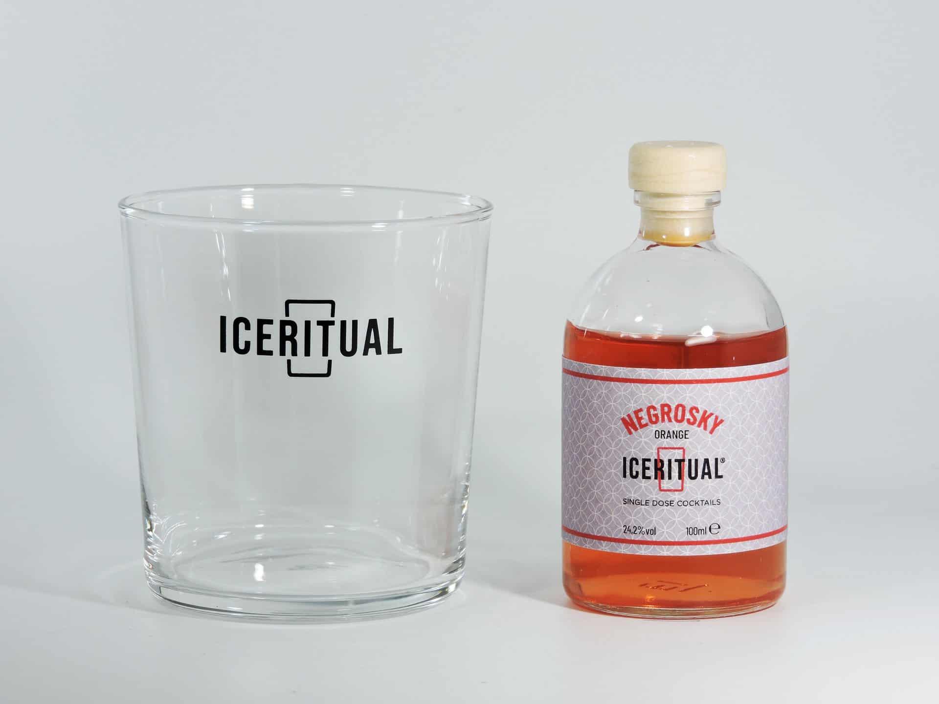 Bicchiere e Negrosky
